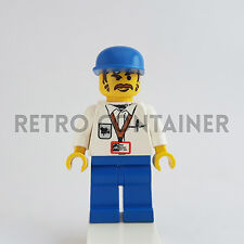 LEGO Minifigures - 1x stu001 - Cameraman - Omino Minifig 1352 1370 1371 1349