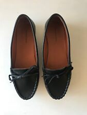 Country Road Ali Moccasin Black 37 Postage