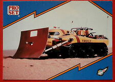 Thunderbirds PRO SET - Card #060 - The Firefly - Pro Set Inc 1992