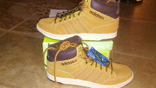 NEW $79 Mens Adidas BBNEO Hoops Mid Premium Shoes, size 14