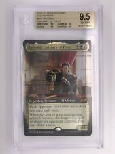 MTG Leovold, Emissary of Trest Ultimate Masters Box Topper Beckett BGS 9.5