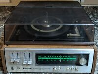 Sony HP-161 Stereo Music System AM/FM, Turntable Parts or Repair See Description