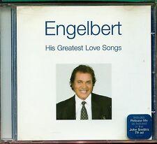 Engelbert  Humperdinck / His Greatest Love Songs - MINT
