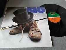 MR BIG - MR BIG - LP - ATLANTIC - 781 990-1 - 1989 - 1A / 1B - EXC
