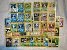 Pokemon Cards - Neo Genesis - COMPLETE Set 111/111 - NM/M - Invest 2021!!!!