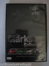 The Jeremy Clarkson Collection (DVD, 2010) NEW (Nordic Packaging) 3 Discs PAL