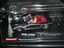 25791 Carrera Evolution Ford Mustang Convertible Special Edition -- Neu  in OVP
