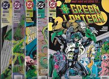 GREEN LANTERN LOT OF 5 - #56 #57 #58 #59 #60 (NM-)