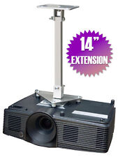 Projector Ceiling Mount for BenQ MH733 MS610 MW612 MW732 MX611 MX731 TH761ST