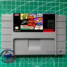 Conker's High Rule Tail SNES Video Game USA  Version
