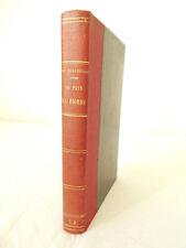 J.de BEAUREGARD au PAYS DES FJORDS 1897 editeur Emmanuel VITTE LYON