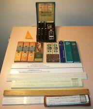 Lot of Vintage Drafting Supplies (Staedtler, Eagle, etc.)