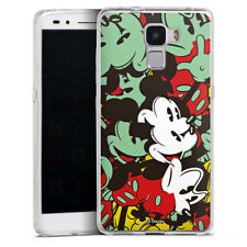 Huawei Honor 7 Silikon Hülle Case - Mickey Muse