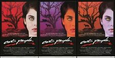 CAT PEOPLE (1982) SET OF 3 ORIGINAL ONE-SHEET MOVIE POSTERS -  ROLLED
