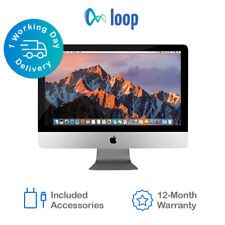 More details for apple imac core i5 2.8ghz 21.5in (late 2015) 1tb hdd 16gb ram- excellent