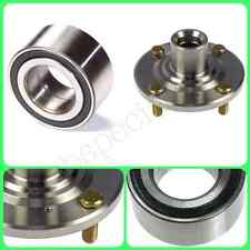 FRONT WHEEL HUB & BEARING FOR 1998-2002 HONDA ACCORD 4CYL LEFT OR RIGHT SET NEW