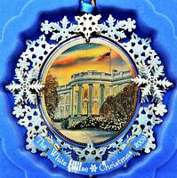 Official White House Ornament Historical Association 2009 Grover Cleveland