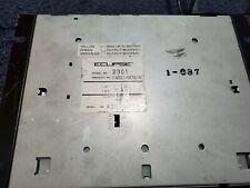 Old School Eclipse 2301 Dsp Controller Eq Sound Processor Rare Hide Away Eq/Dsp