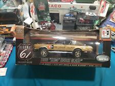 1966 HEMI UNDER GLASS Plymouth Barracuda Highway 61 1:18 Scale HURST BEAUTIFUL