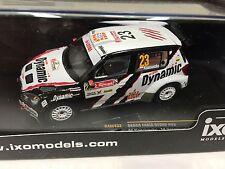 SKODA FABIA S2000 WRC Portugal 2010 1:43 IXO RALLYE-DIECAST-RAM432