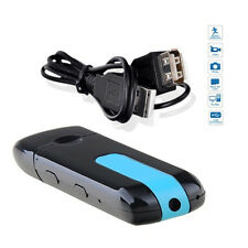 Hot Mini Spy Hidden DV DVR U8 USB Disk HD Camera Cam Motion Detector Recorder