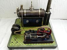 Große Bing Ventil  Dynamo Dampfmaschine  , steam engine