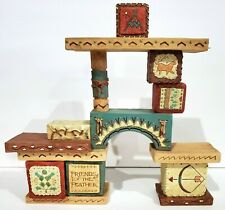 Friends of the Feather Southwest Display Shelf Rack Stand Enesco Does Not Play!