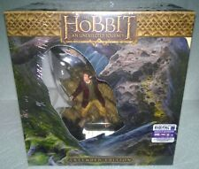 The Hobbit An Unexpected Journey (Blu-Ray 3D, 2013, Canada) Limited Gift Set NEW