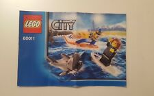 LEGO City 60011 Surfer Rescue  CAN BE POSTED IF REQUIRED