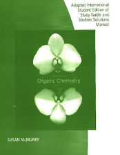 NEW - Study Guide with Solutions Manual for Organic Chemistry by McMurry (8 Ed)