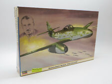 HASEGAWA Messerschmitt Me262A JV44 GALLAND - 1/32 SCALE MODEL KIT #08123