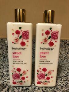 Bodycology Sweet Love Body Lotion with moisturizing shea