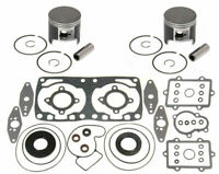Arctic Cat F8 800 Pistons Gaskets Bearings Crank Seals Std 85mm 2007 2008 2009