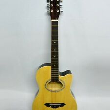 Global F382 Ordinary Acoustic Guitar (Natural)