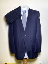 Vintage Rare LeBaron California 2 Pc Suit w/ Turn Back Cuffs Men's 42L 35x34