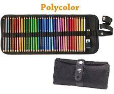 KOH-I-NOOR Polycolor 36 Künstlerfarbstifte im Stiftegürtel + Spitzer Radiergummi