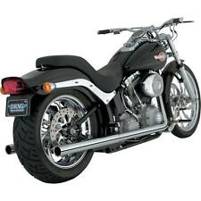 Vance Hines True Duals Header Pipes Exhaust Harley 2012-2016 Softail 16893