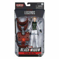 Marvel Legends Black Widow Series Yelena Bolova 6-Inch Action Figure with BAF