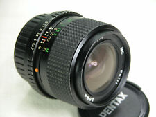 PETRI 28mm f 2 fast wide lens for Pentax K mount K1000 MX ME LX both caps EXC