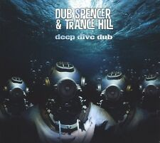 DUB SPENCER & TRANCE HILL - DEEP DIVE DUB LIMITIERT (999 COPIES)  CD NEU