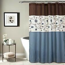 Lush Dcor Floral Shower Curtains For Sale