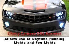 2010 11 12 13 GM Chevy Camaro DRL / Fog Light Plug and Play Adapter Harness