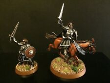 Games Workshop Lord Of The Rings Boromir Mounted And Dismounted