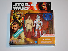 "STAR WARS: The Force Awakens 3.75"" Figure 2-Pack - Commander Cody And Obi-Wan"