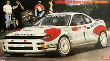 HASEGAWA TOYOTA CELICA TURBO 4WD 1992 TOUR DE CORSE - KIT MONTAGGIO1/24 - 20291
