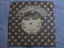 CINDY BULLENS too close to home CASABLANCA 7-inch CAN 197!
