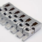 Genuine Floyd Rose Special Series Bridge Saddle Set: Chrome