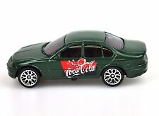COCA COLA FORD FALCON GREEN #9 DIECAST SCALE 1/64 BY MATCHBOX