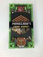 Minecraft Card Game 100 Cards 4 Card Holders Instructions