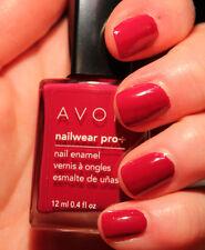 Avon Nailpolish in Real Red  ~ new & boxed